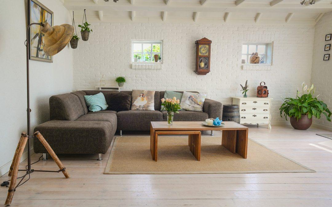 Godt design i stuen