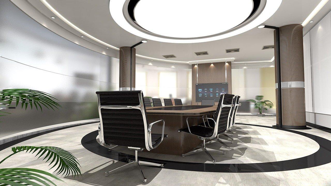 Høje kontorstole