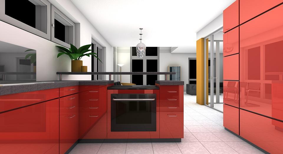 Design et køkkenalrum, der opfylder alle dine drømme